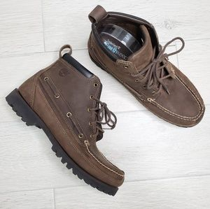•TIMBERLAND• Earthkeepers Leather Boots.